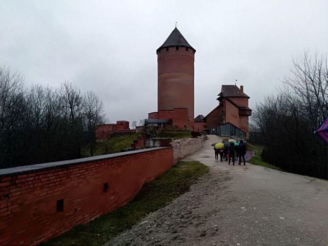 Участие в програма Еразъм+ - Латвия