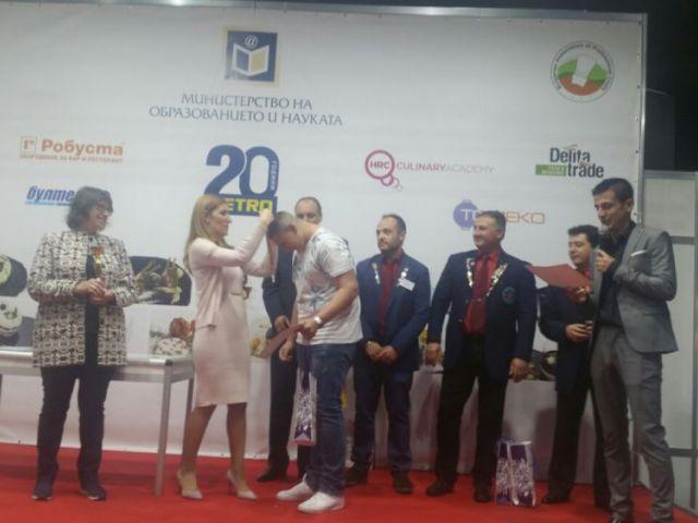Добро представяне на отбора ни в националното състезание в град Пловдив